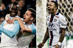 Cựu sao MU lọt danh sách ghi bàn thắng đẹp vòng 27 Ligue 1