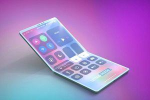 Samsung có thể làm màn hình gập cho iPhone, iPad