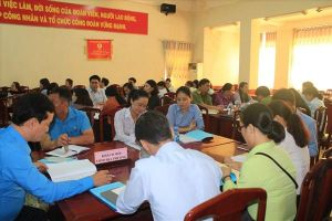 Nâng cao năng lực pháp luật cho người lao động nhập cư tỉnh Đồng Nai