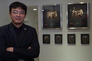 'Mất' 194 tỷ sau sự cố Youtube, ông Nguyễn Ảnh Nhượng Tống 'gom' 100.000 cổ phiếu Yeah1