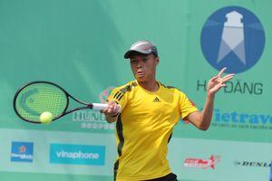 Giải quần vợt VTF Masters: Phạm Minh Tuấn trở lại bằng một chiến thắng