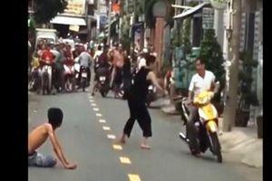 Sự thật clip người phụ nữ 'ngáo đá' chém hàng loạt người đi đường