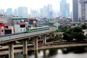 Hà Nội: Miễn phí vé tàu Cát Linh - Hà Đông 15 ngày đầu