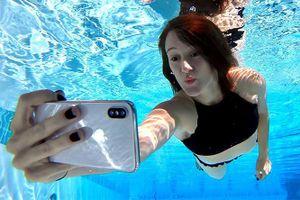 iPhone XI hứa hẹn chạy tốt dưới nước