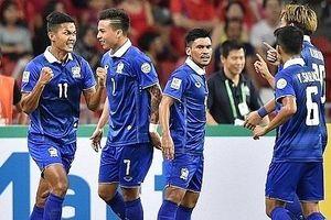 Thái Lan mang đội hình 'khủng' sang đấu với Việt Nam