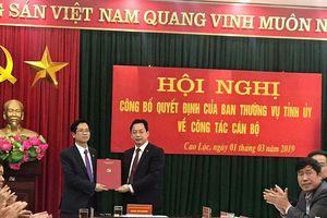 Phó giám đốc sở Tài chính Lạng Sơn chuyển công tác
