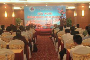 Chi hội Dầu khí Thái Bình tổng kết hoạt động năm 2018, triển khai kế hoạch 2019