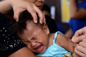 Dịch sởi bùng phát ở Philippines, ghi nhận 15.000 ca mắc