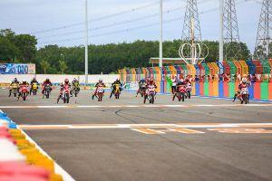 2019, Honda Việt Nam đẩy mạnh đua xe thể thao