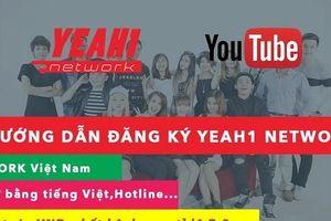 Cổ phiếu liên tiếp giảm sàn vì sự cố YouTube, Yeah1 nói gì?