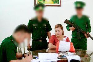 Long An: 'Kiều nữ' vận chuyển và tàng trữ hơn 7kg ma túy