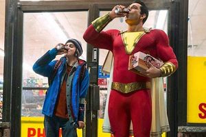 'Shazam' tung trailer cuối cùng trước ngày ra rạp