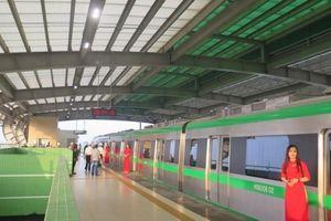 Chốt giá vé tuyến đường sắt đô thị Cát Linh - Hà Đông