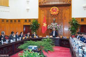 Thủ tướng làm việc về Đề án thành lập Trung tâm đổi mới sáng tạo quốc gia