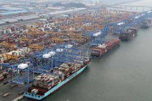 Kinh tế Hàn Quốc tăng trưởng thấp nhất trong 6 năm qua