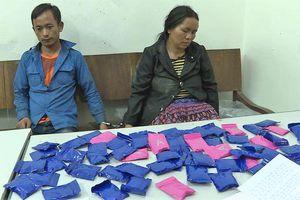 Sơn La: Bắt 2 đối tượng giả đi làm nương để vận chuyển ma túy