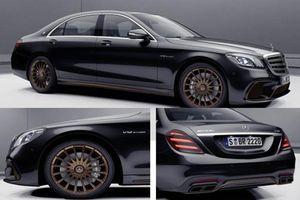 'Thiên Nga đen' Mercedes-AMG S 65 Final Edition lộ diện