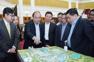 Việt Nam chuẩn bị có Trung tâm Đổi mới sáng tạo quốc gia