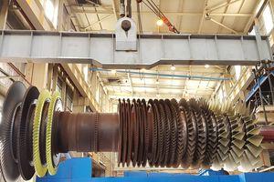 Nhiệt điện Phú Mỹ: Phân xưởng vận hành 1 hoàn thành đại tu tổ máy GT12 vượt tiến độ