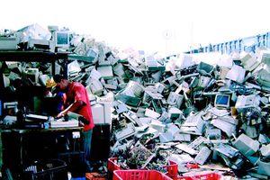 Nguy cơ từ chất thải công nghiệp