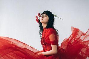 Hoa hậu Nhật Bản Kiko Arai dịu dàng trong BST mới của Phương My
