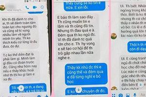 Lộ tin nhắn 'nhạy cảm' của thầy giáo: Bố nữ sinh thường xuyên gặp gỡ, trao đổi với thầy