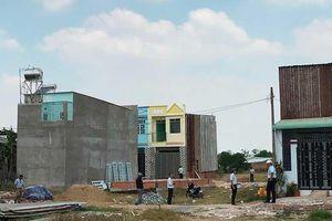 Bình Chánh: Nhà xây lụi như nấm sau mưa