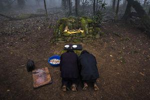 Lễ cúng rừng độc đáo của người Hà Nhì