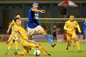 Than Quảng Ninh thắng đậm Thanh Hóa trên sân nhà