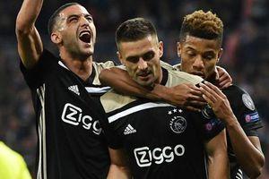 Thua sốc Ajax Amsterdam 1-4, Real Madrid bị loại
