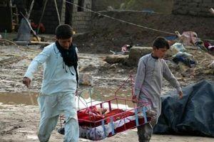 Lũ quét tại Afghanistan, 40 người thiệt mạng