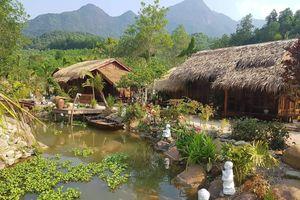 Lùi thời gian tháo dỡ khu nghỉ dưỡng xây không phép trên rừng phòng hộ ở Quảng Nam