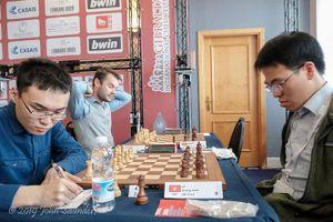 Giải cờ vua quốc tế HDBank: Bệ phóng trên đường lên Siêu đại kiện tướng