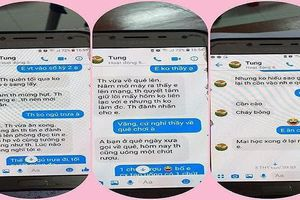 Thừa nhận nhắn tin tình cảm với nữ sinh, thầy giáo Thái Bình bị điều dạy lớp khác