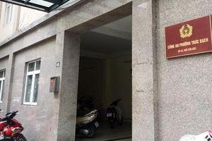 Kỷ luật trưởng công an phường bị tố quỵt nợ
