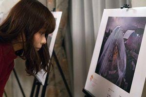 Cuộc thi ảnh báo chí quốc tế Andrei Stenin mở triển lãm tại Tokyo