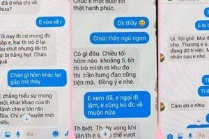 Toàn cảnh vụ thầy giáo trường chuyên Thái Bình bị tố nhắn tin gạ tình nữ sinh