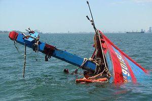 Một tàu cá Quảng Ngãi bị tàu Trung Quốc đâm chìm ở Hoàng Sa