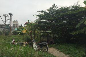 Khuất tất giải phóng mặt bằng dự án tái định cư phường Cự Khối, Long Biên