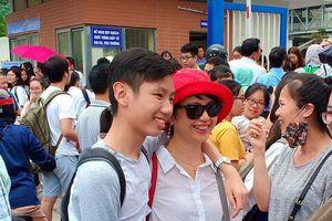 Hai sắc thái trái ngược trong kỳ thi tuyển sinh vào lớp 10 tại Hà Nội