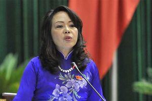 Bộ trưởng Bộ Y tế vào TOP 50 phụ nữ ảnh hưởng nhất Việt Nam