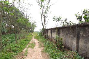 Vụ doanh nghiệp chiếm dụng đất công: Ủy ban huyện Mê Linh vào cuộc làm rõ