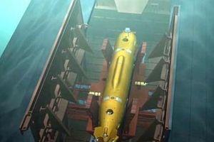 Hải quân Nga sắp được trang bị siêu ngư lôi Poseidon mang đầu đạn hạt nhân