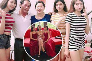 Cuộc sống của gia đình nổi tiếng với '3 nàng tiên' 2 năm trước giờ ra sao?