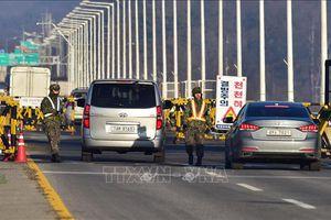 Hàn Quốc xem xét cho phép giới doanh nhân đến khu công nghiệp chung với Triều Tiên