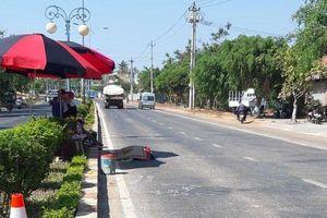 Qua đường mua nước uống, người đàn ông bị xe ben cán tử vong tại chỗ