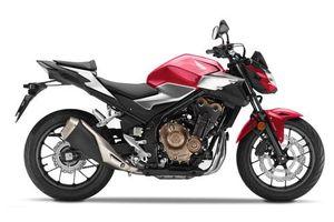 Cận cảnh Honda CB500F 2019: Động cơ 471cc, giá hơn 140 triệu