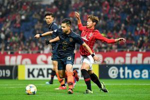 Buriam của Xuân Trường thua thảm ở cúp C1 châu Á