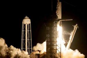 SpaceX phóng thử thành công tàu Dragon vũ trụ
