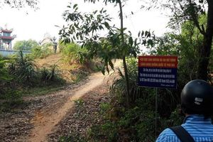 Dự án mở rộng sân bay Phú Bài: Hàng loạt mộ giả mọc trái phép, chờ đền bù